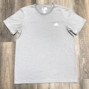 Adidas Grey Cotton Top